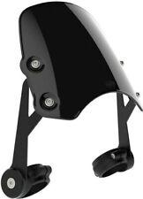 Honda CMX500 Rebel -  Dart Piranha Flyscreen in Midnight Black