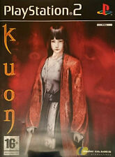 Kuon (Sony PlayStation 2, 2006) - European Version