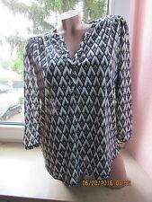 Locker sitzende H&M Damenblusen, - tops & -shirts im Tuniken-Stil