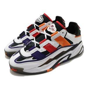 adidas Originals Niteball CNY 2021 White Black Purple Orange Red Men Shoe S24182