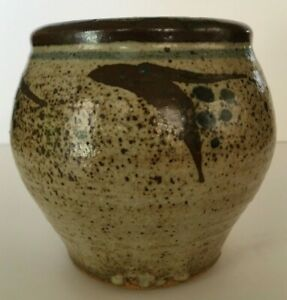 St. Ives Pottery, Bernard Leach, Chop Mark and 'Made in Great Britain' Stamp 4.5