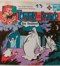 """TOMMY UND SEINE FREUNDE - EL FANTASMA - STEINWAY & SONS -7""""SINGLES(E960)"""