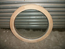 595mm Diameter Hardwood Round Window Obscure Glazed With 24mm Double Glazed Unit
