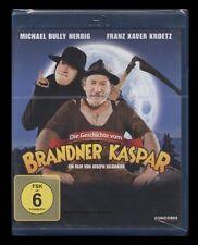 BLU-RAY DIE GESCHICHTE VOM BRANDNER KASPAR (Kasper) - MICHAEL BULLY HERBIG * NEU