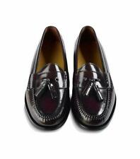 Cole Haan Mens Pinch Penny Tassel Slip On Loafer Shoes Burgundy 9 NEW IN BOX