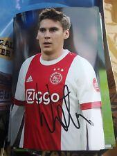 Signiertes Foto Maximilian Wöber Ajax Amsterdam  NEU Österreich