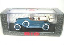 Renault 40 CV Cabriolet décapotable (bleu) 1923 1:43