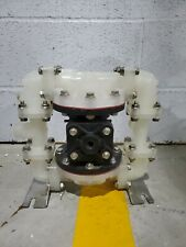 Sandpiper S05b2p1tpns000 Air Operated Double Diaphragm Pump 14 Gpm 100 Psi