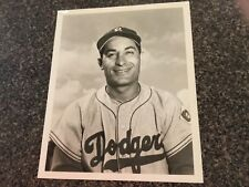 1950s Type 1 original team issued photo Carl Furillo Brooklyn Dodgers