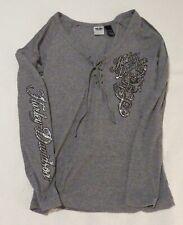 Lady Harley Grey Sweater - Size M