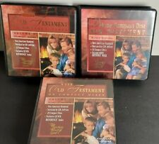 NEW Testament on Compact Discs 61 CD NASB Bible Narrated by E.W. Red Jeffies