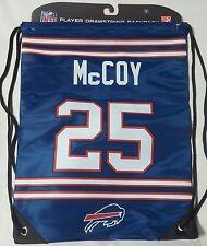 LeSean McCoy #25 Buffalo Bills Jersey Back Pack/Sack Drawstring gym Bag
