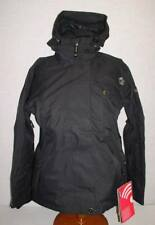 WOMEN SESSIONS CRUISER SNOWBOARD Ski Recco 2in1 JACKET+VEST Burton Roxy Black S