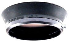 Canon W-69-B Rubber Lens Shade  Hood for Canon 28-50mm F/3.5 FD Camera Lens