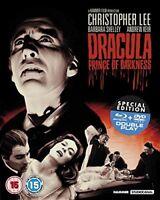 Dracula: Prince Of Darkness (Blu-ray + DVD) [1966][Region 2]