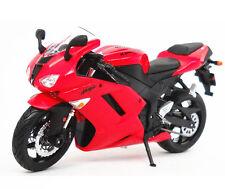 Maisto 1:12 Kawasaki Ninja ZX-6R Motorcycle Bike Model Red