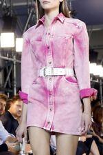 Roberto Cavalli Denim Dress