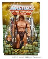 CYBER #  Oo Larr 2015 ABO EXCLUSIVE MOTU Masters of the Universe Classics He Man