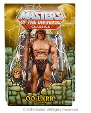 OO Larr 2015 ABO Exclusive motu Masters of the Universe Classics HE MAN NUOVO OVP