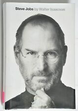 Steve Jobs authorized 656 pages self titled Biography by Walter Isaacson