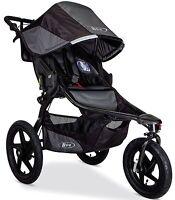 BOB Revolution PRO Jogging Stroller Swivel Fixed Wheel Baby Jogger 2019 Black