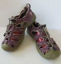 KEEN ° hübsche Sandalen Gr. 34 lila waterproof Mädchen Schuhe Trekkingsandalen