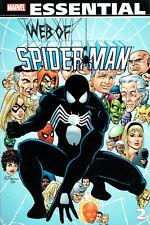Marvel Essential web of spider-man 2 anglais