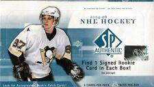 2005-06 SP Authentic Complete 100 Card Base Set