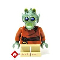 Lego Star Wars Wald minifigure from retired set 7962