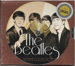 THE BEATLES ... VINTAGE COLLECTION ... ORIGINAL SONGS  ... CD ALBUM