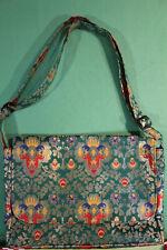 Spectacular Multi Colored Asian Flap Shoulder Bag Kindle Laptop magazine $25.75