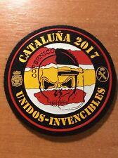 SPAIN PATCH POLICE BARCELONA CATALONIA ( SWAT OPERACION  COPERNICO ) ORIGINAL!