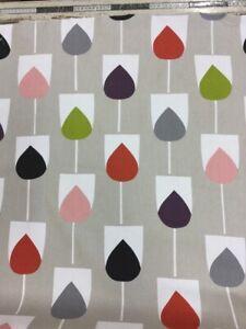 Scion fabric Sula In Spice/ Multi By The Metre