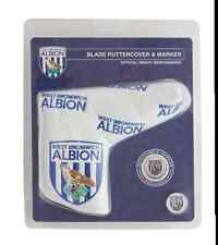 West Browich Albion Football Club Blade Putter Cover