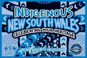 NSW supporter Indigenous large display banner / Flag