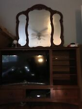 Eathan Allen home entertainment dresser
