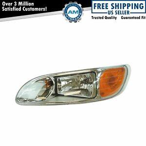 Halogen Headlight Lamp Assembly LH Driver Side for Peterbilt Truck Brand New