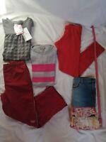 Lot de 6 vêtements 8 ans fille robe HELLO KITTY NEUF avec étiquette