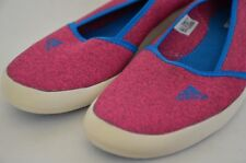 Adidas Outdoor Boat Slip-On Sleek Women's Size: 7.5 Super Blush Chalk White NEW