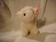 Aurora lamb sitting  12cms high