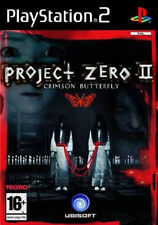 Project Zero II: Crimson Butterfly (Sony PlayStation 2, 2004) - European Version