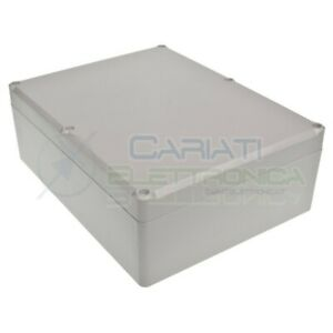 Scatola Contenitore 224x80x174mm IP65 per elettronica Custodia in plastica