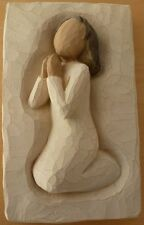New Willow Tree 26506 Prayer Plaque - New in box