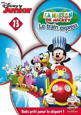 DVD Disney Junior LA MAISON DE MICKEY - Le train express N°13