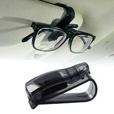 JW_ Durable Car Auto Vehicle Sun Visor Glasses Ticket Receipt Card Clip Holder