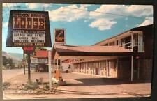 postcard Broken Arrow Lodge La Grande Oregon Magic Key Inns Roadside Motels