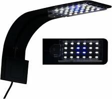 10W Super Slim Aquarium Fish Tank 5730 LED Light Aquatic Plant Clip-on Lamp