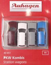 Auhagen 43651 TT - vier PKW- Kombi NEU & OvP
