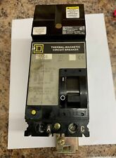 SQUARE D 60 AMP THERMAL MAGNETIC BREAKER 600 VOLT 2-POLE FA26060AC I-LINE