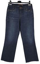 Rosner Jeans blau W 29, 36 (D) Violetta mit Strass Baumwolle Hose wie neu
